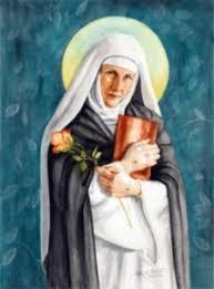 Image result for Saint Catherine of Siena, Virgin, Doctor
