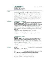 Nurse Educator Resume Examples Educators Resume Samples Educator Templates Nurse Curriculum Vitae