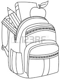 Small Picture Emejing Coloring Backpack Pictures Printable Coloring Pages