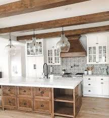 Awesome modern farmhouse kitchen cabinets ideas Dove Grey 57 Awesome Modern Farmhouse Kitchen Cabinets Ideas 48 Gentilefordacom 57 Awesome Modern Farmhouse Kitchen Cabinets Ideas 48
