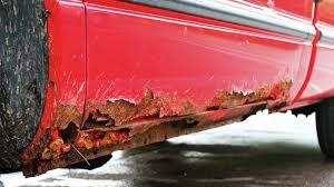 Image result for آسیب رنگ بدنه خودرو