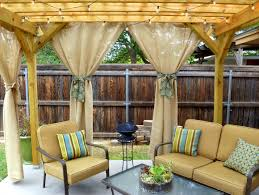 outdoor porch curtains. Outdoor Shower Curtain Ring | Pergola Mosquito Curtains Porch