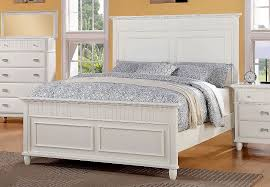 elements spencer white queen headboard footboard and rails