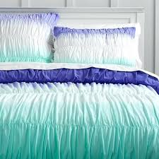 ruched white duvet cover king white ruched duvet cover canada surf dip dye ruched duvet cover