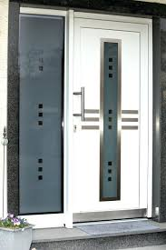 modern single door designs for houses.  For Types Of Front Door Designs For Houses Photos Modern With Silver  Ornamentation And Glass For Modern Single Door Designs Houses R