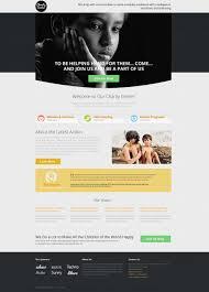 How To Design A Charity Website Website Design 53181 Charity Co Organization Custom Website