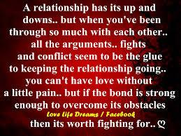 Relationship Quotes For Hard Times. QuotesGram via Relatably.com