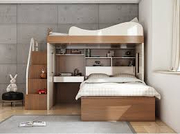 US $2479.0 |CBMMART space saving kids twin loft bunk bed with desk and wardrobe-in Bedroom Sets from Furniture on Aliexpress.com | Alibaba Group