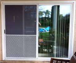 screen for sliding glass door dog proof sliding glass door screen designs privacy screen sliding glass