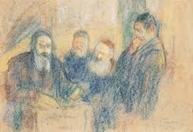 Image result for rabbi discussion