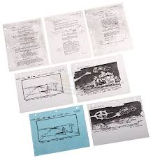 Back To The Future 2 - Original Production Storyboard Prints ...