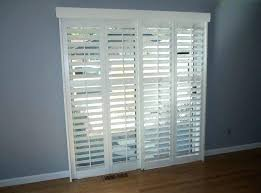 plantation shutters for sliding doors inspirational patio with blinds insulated glass
