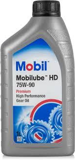 <b>Трансмиссионное масло Mobil Mobilube</b> HD, 75W-90, 1л ...