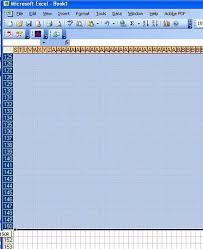 How To Make A Knitting Chart In Excel Excel Is Also Great