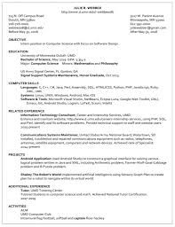 Federal Resume Template Templates Design Examples Resumes Awesome