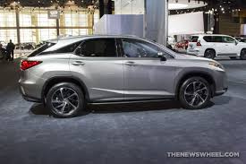 2018 lexus rx 350 silver. 2017 chicago auto show photo gallery: see the cars lexus had on display. « 2018 rx 350 silver 1