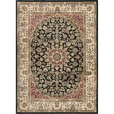 black area rug with gold border white and round large red elegance furniture amusing scenic rugs