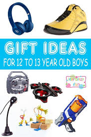 Best Gifts For 12 Year Old Boys. Lots of Ideas for 12th Birthday, Christmas and to 13 Olds Boys in 2017 | Great Toys