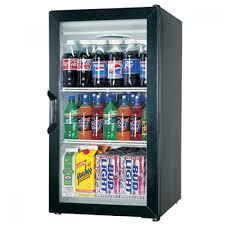 Undercounter Beverage Refrigerator Glass Door Compact Glass Door Refrigerators Countertop Glass Door