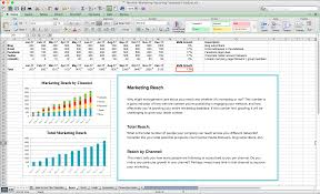Weekly Marketing Report Template Marketing Report Template Business Template