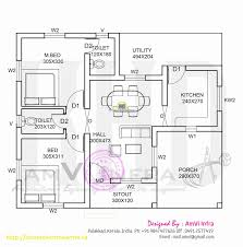 1500 sq ft house plans indian style fresh three bedroom house plan in india elegant 3