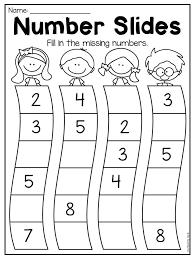 Kindergarten Numbers to 20 Worksheet Pack | Number formation ...