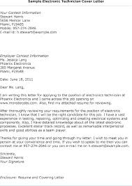 Cover Letter For A Job Opening Ultrasound Technician Cover Letter