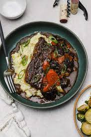 flanken short ribs with prunes holiday