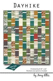 Try Bonnie Scotsman if You're Looking for a Quick and Easy Quilt ... & Dayhike Quilt Pattern Adamdwight.com