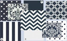 Accessories Cool Navy Blue And White Pattern For Your Navy Flannel