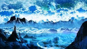 Sci-Fi Landscape Wallpaper by Sorrowda ...