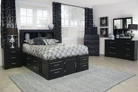 Serenity Storage Bedroom Media Image 1