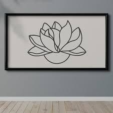 free stl file lotus flower