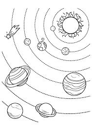 Print Coloring Image Momjunction Artsyprojectsrandom Planets