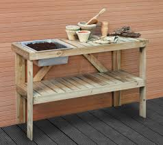 Potting Table Bench