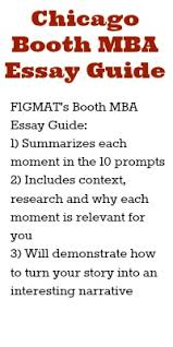 MBA APPLICATIONS ESSAYS Business Insider