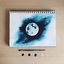 best 25 galaxy painting ideas