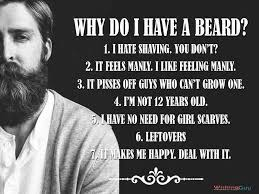 Beard Quotes Awesome Beard Quotes WishingGuy 48 WishingGuy