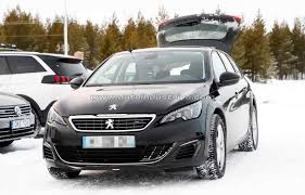 2018 peugeot 508 interior.  508 spied 2018 peugeot 508 spotted in test mule guise on peugeot interior