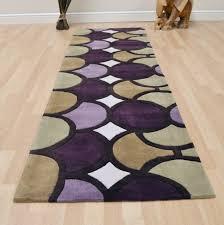 purple hall runner rugs