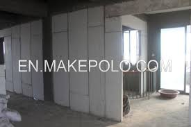 interior eps concrete prefabricated partition wall panels