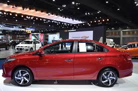 2018 toyota vios. exellent 2018 2017 toyota yaris sedan vios side showcased at bims intended 2018 toyota vios