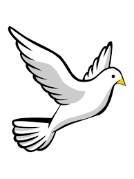 flying sparrow clipart. Delighful Flying Draw Flying Bird Dove Clipart Pictures On Sparrow E