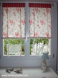 Shabby Home: Tutorial Como hacer cortinas Shabby-Chic - Tutorial de Como  coser un