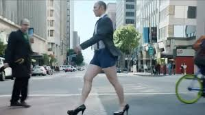 Moneysupermarket Coms High Heeled Dave Most Complained About Ad