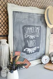 pin this diy chalkboard from thrift frame want to make a unique chalkboard for your home