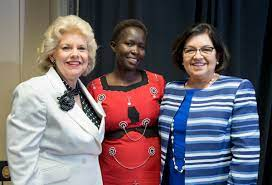 Achievement awards honor work of three outstanding alumnae - News and Events