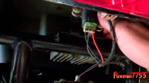 changed the voltage regulator on my arctic cat youtube Wiring Diagram For 2005 Arctic Cat 400 Manual Wiring Diagram For 2005 Arctic Cat 400 Manual #85 2006 Arctic Cat 400 Wiring Diagram
