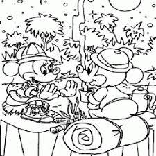 Kleurplaat Mickey En Mini Op Avontuur Kleurplaatarchiefnl