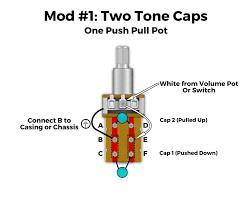 push pull pots how they work wiring mods and more how it works